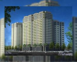 Dự án: Chung cư Meco tại 102 Trường Chinh, Hà Nội