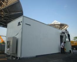 Dự án: Trạm vệ tinh Vinasat 2