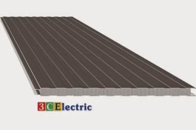Cách chọn mái nhà cách nhiệt