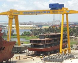 Dự án: Nhà máy đóng tàu – nhà máy 189