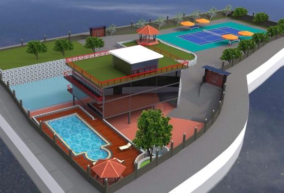 Khởi công xây dựng trung tâm Văn hóa-Thể thao 3CElectric