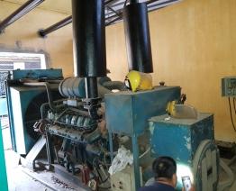 Máy phát điện 3 pha 400V Marellimotori 500kVA