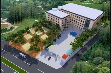 Cải tạo, bổ sung xưởng may hai tầng – Công ty Nam Tiệp