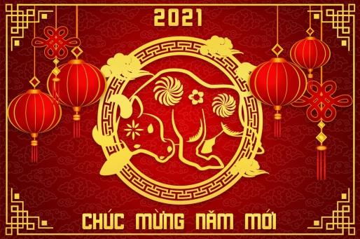 Thư chúc mừng năm mới 2021 gửi tới Quý khách hàng – đối tác