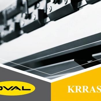 OVAL – KRRASS® hợp tác cho nền công nghiệp tương lai