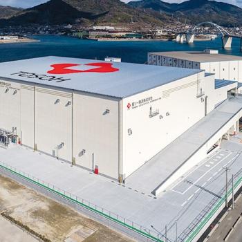 OVAL hợp tác với tập đoàn hoá chất TOSOH – Nhật Bản
