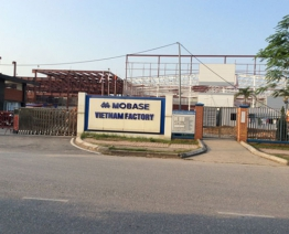 Dự án: Nhà máy Mobase – KCN Yên Phong – Bắc Ninh