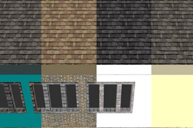 Lựa chọn màu sắc tấm lợp phù hợp với ngôi nhà của bạn