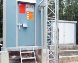 Dự án: 3C cung cấp 2000 Shelter cho Mobifone