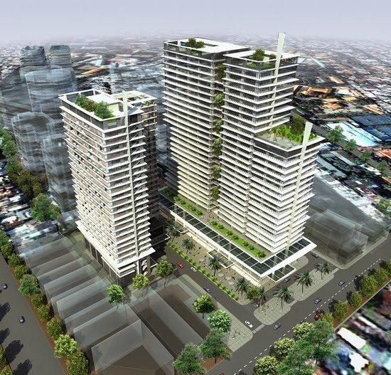 Dự án Viettel Complex (Viettel Office and Trade Center – Trụ sở điều hành và TTTM Viettel)
