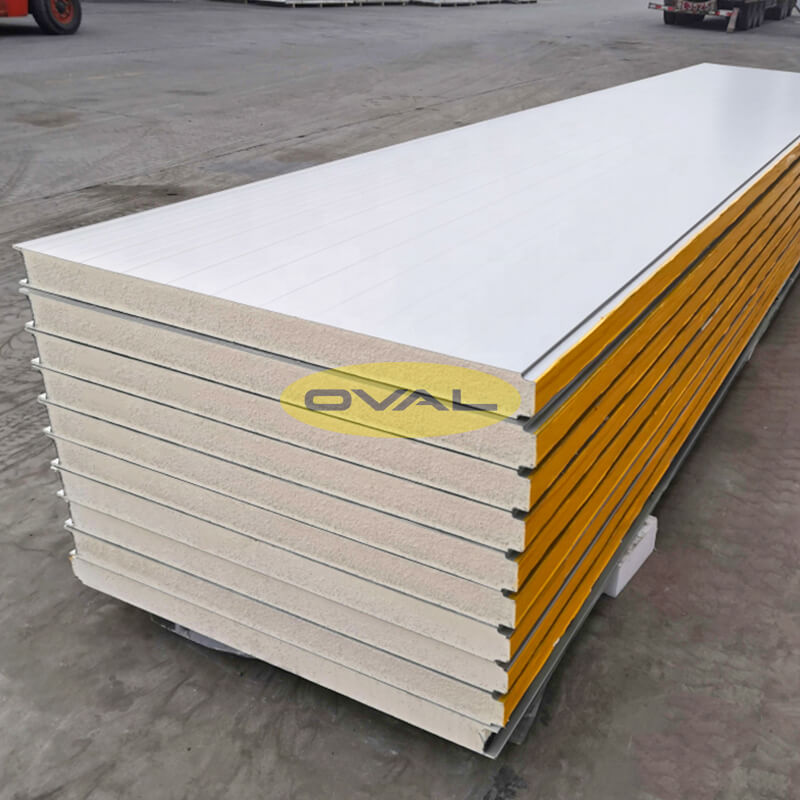 Oval VN sản xuất tấm panel pu