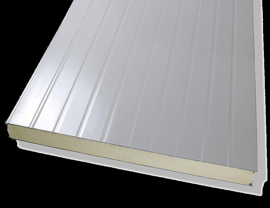 Oval sản xuất và cung cấp Tấm Panel PU độ dày 50mm