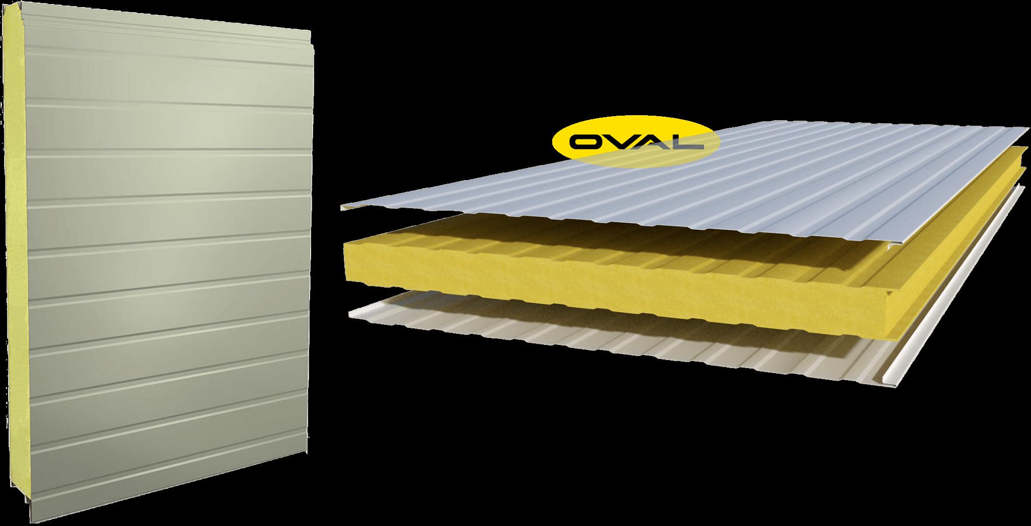 Tấm Panel PU chất lượng cao sản xuất bởi công ty Oval Việt Nam