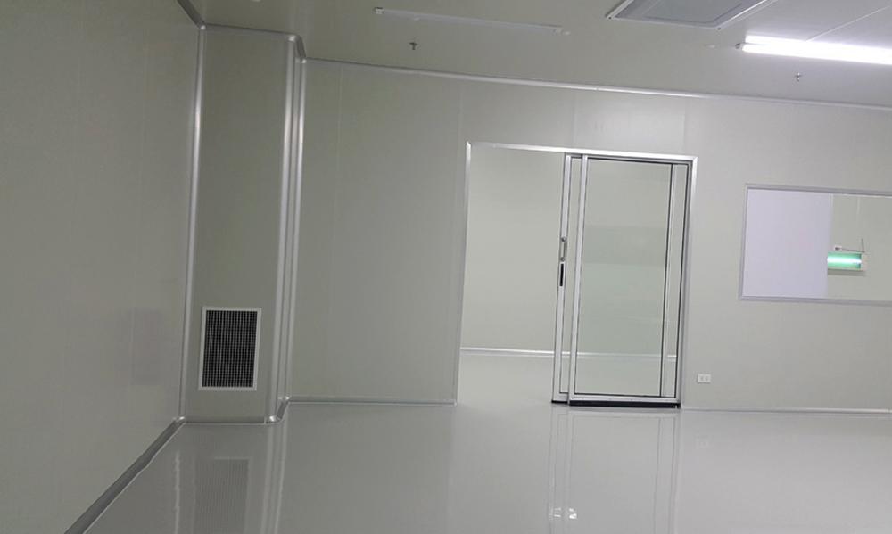Panel PU trong ứng dụng làm phòng sạch