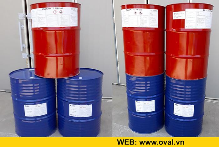 Hoá chất Polyol YB-R001/16J