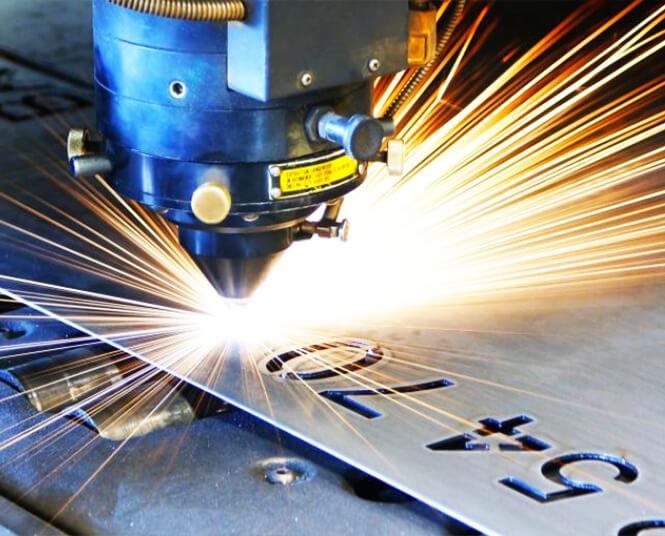 Gia công cắt laser kim loại giá rẻ tại Hà Nội