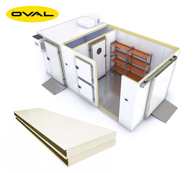 Ứng dụng tấm Panel Pu trong xây dựng