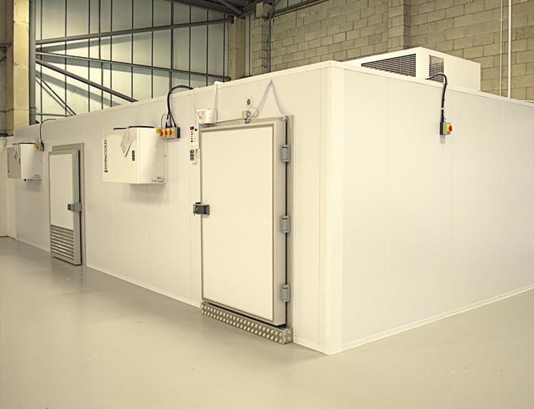 Hướng dẫn lắp đặt kho lạnh tấm panel PU