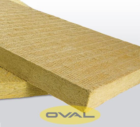 Bông khoáng Oval cung cấp cho các công trình cách âm cách nhiệt
