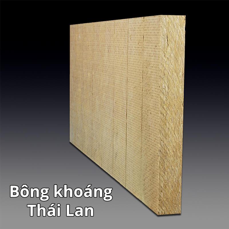 Bông khoáng chất lượng tốt có xuất xứ từ Thái Lan
