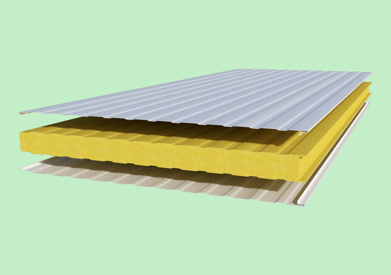 cấu tạo của panel pu do oval sản xuất