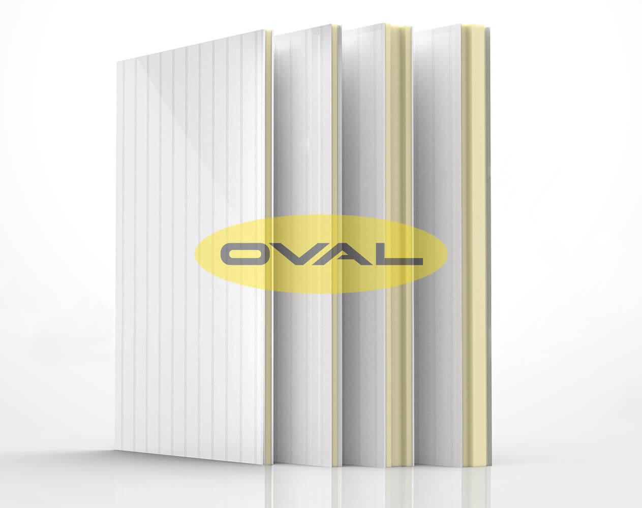 Tấm Panel PU do Oval sản xuất