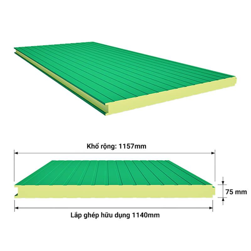 bản vẽ 3D tấm panel PU Oval
