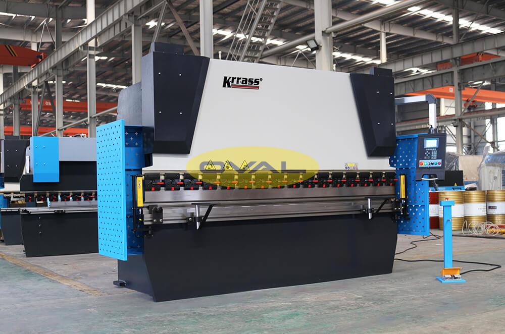 Oval VN phân phối các loại máy công nghiệp KRRASS